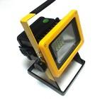 Светодиодный прожектор с аккумулятором